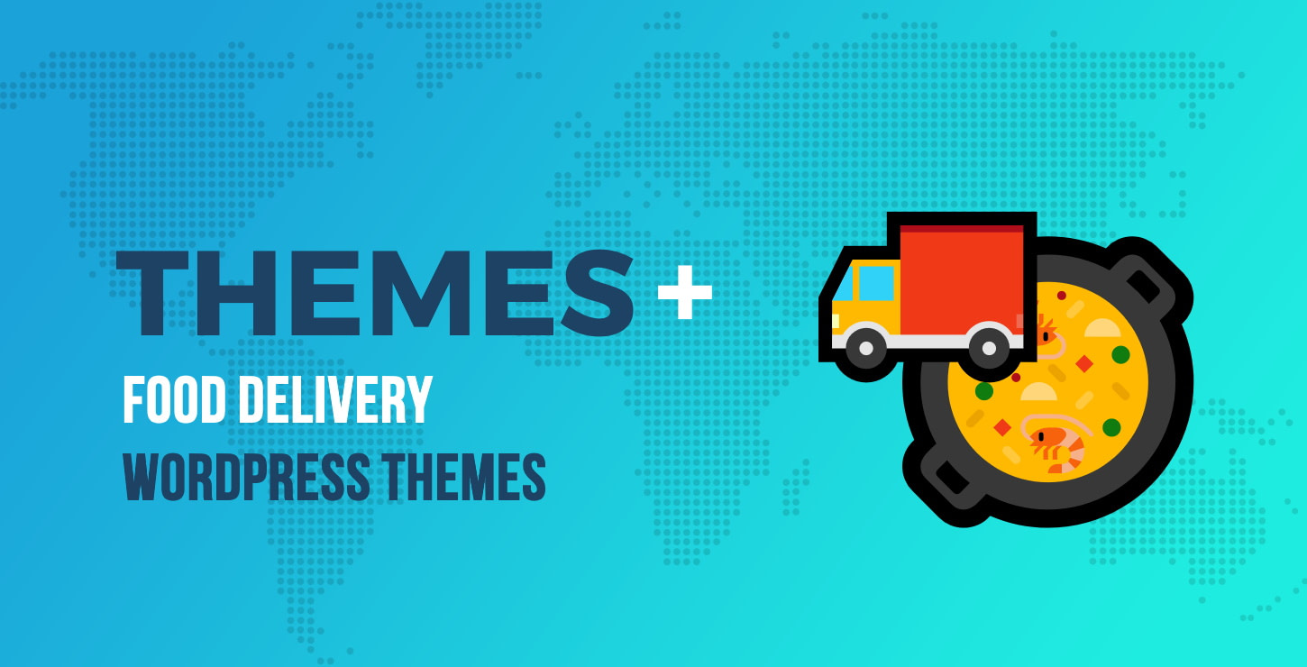 Best food delivery WordPress themes