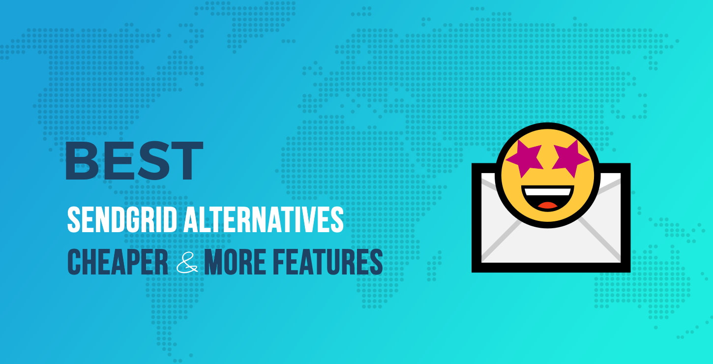 Best SendGrid alternatives