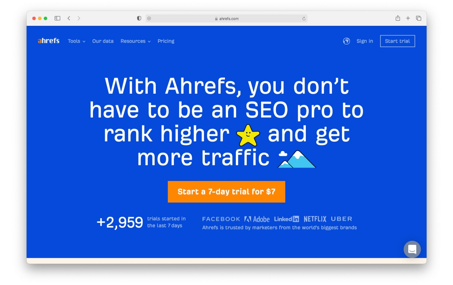 Ahrefs is one of the most powerful SEO tools on the market