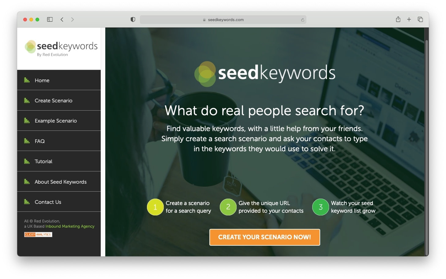 Seed Keywords