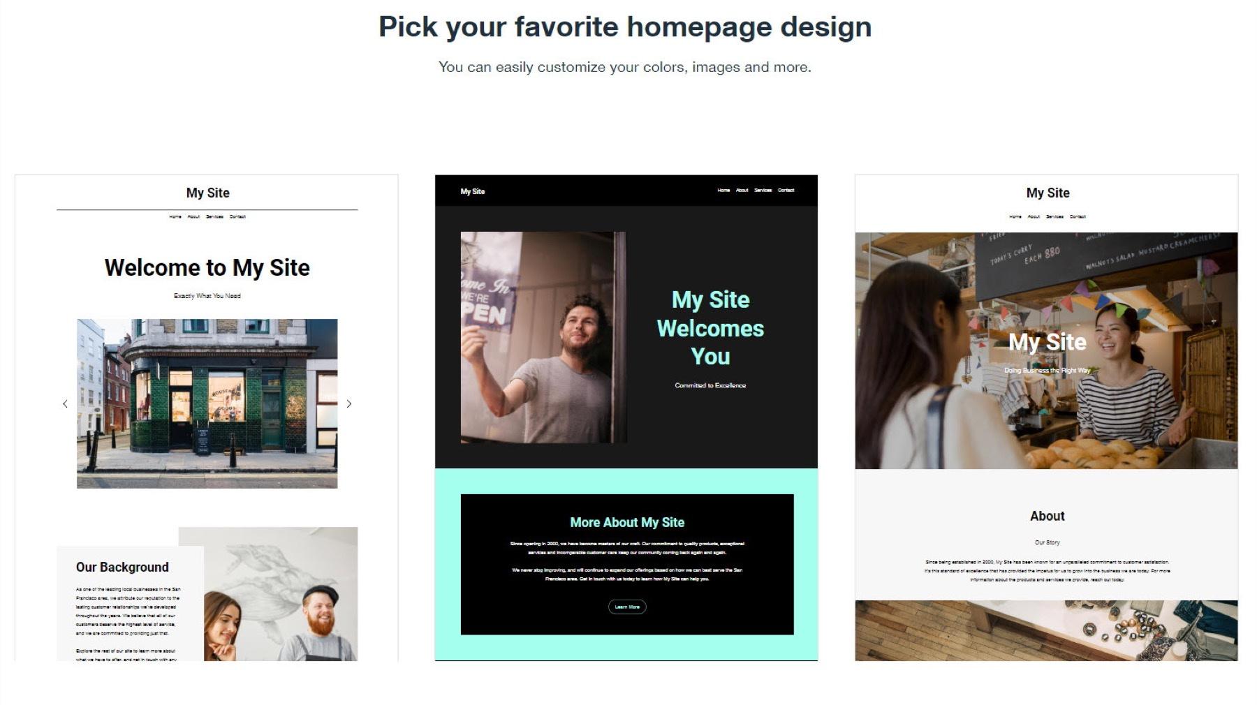 wix designs