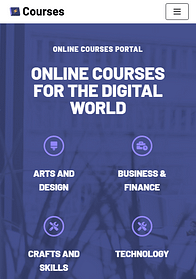 neve online courses on mobile