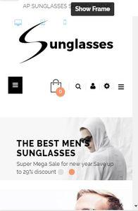 Ap Sunglasses on mobile