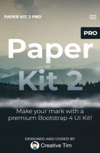 Paper Kit 2 PRO on mobile