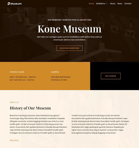 neve museum