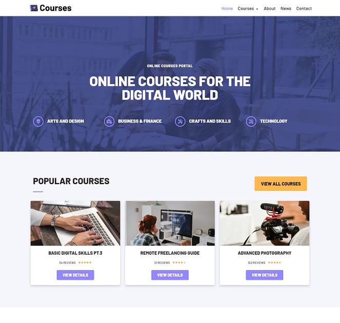 Neve Online Courses