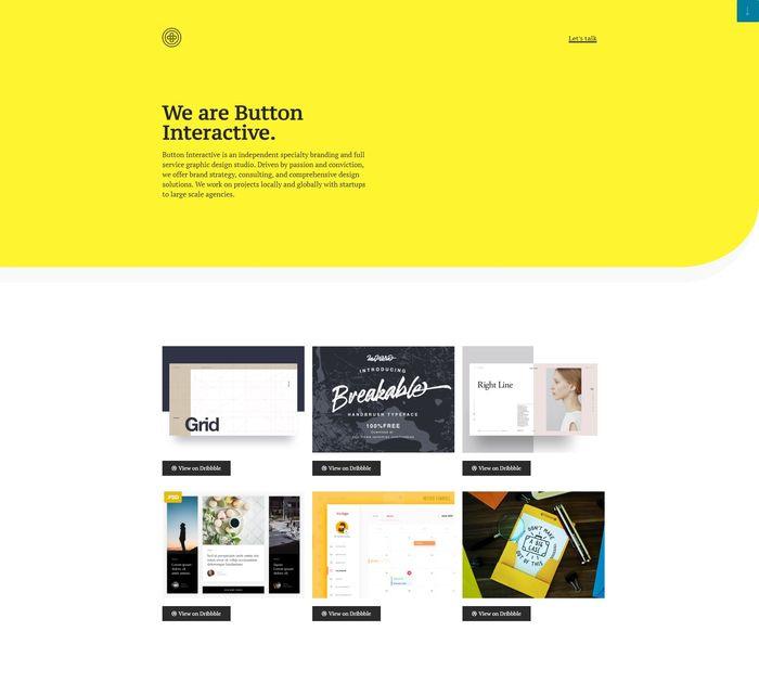 Button Interactive