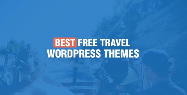 Best Free Travel WordPress Themes