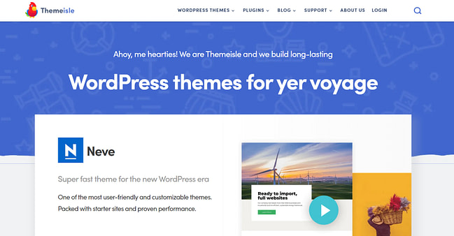 ThemeIsle Affiliate among the top affiliate programs for WordPress for freemium themes