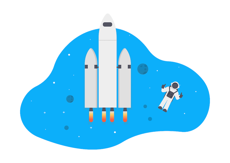 How to promote your blog: launch pad method