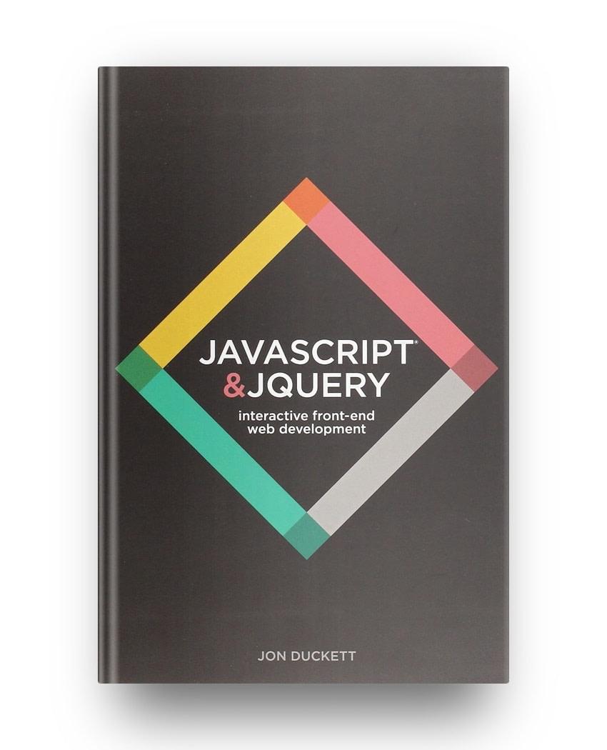 Best JavaScript books: JavaScript And jQuery