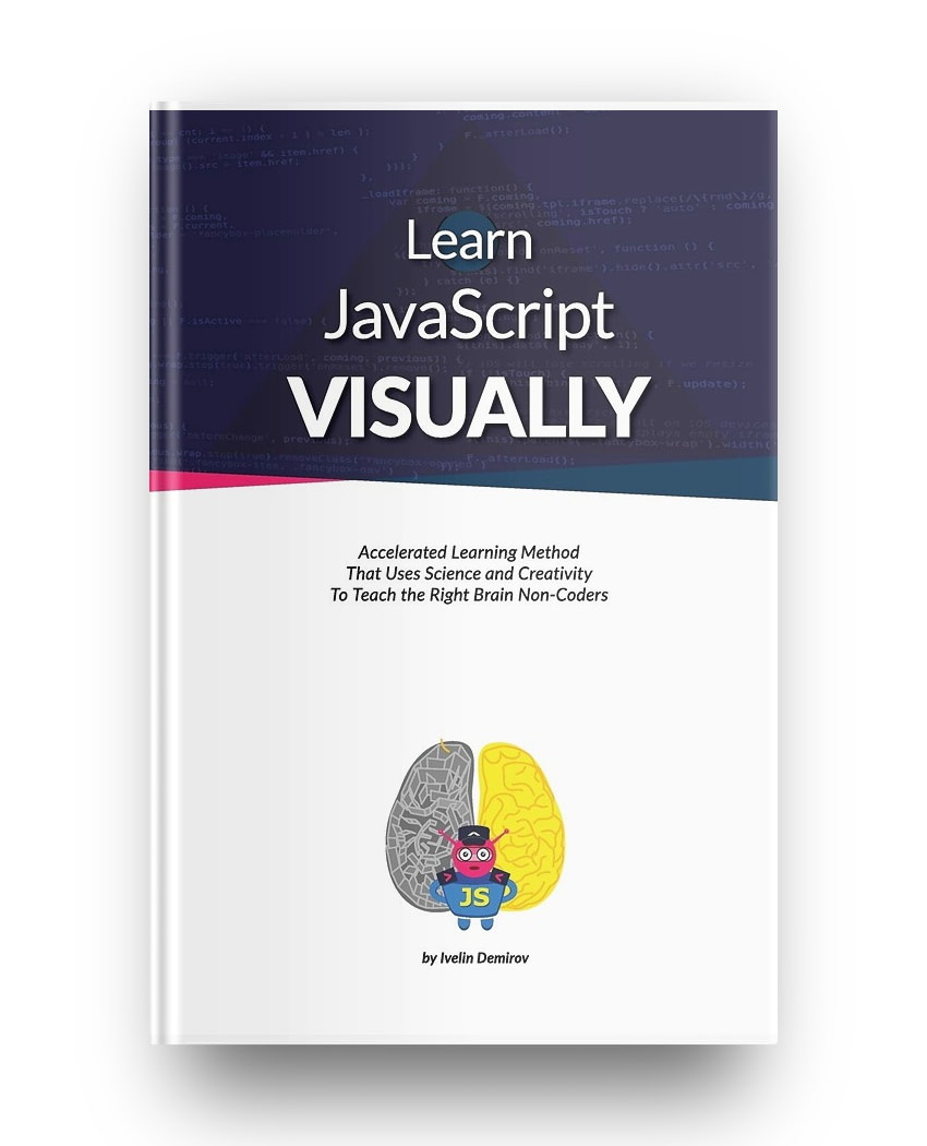 Best JavaScript books: Learn JavaScript Visually
