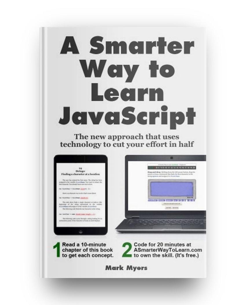 Best JavaScript books: Smarter Way Learn JavaScript