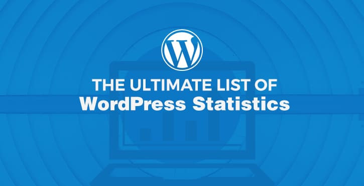 The Ultimate List of WordPress Stats