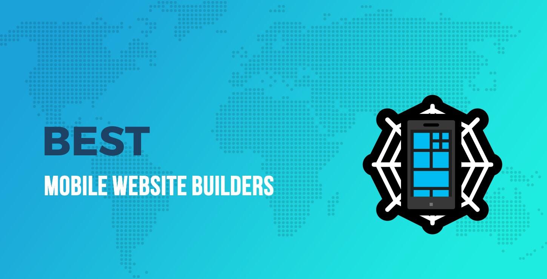 Best Mobile Website Builder Tools