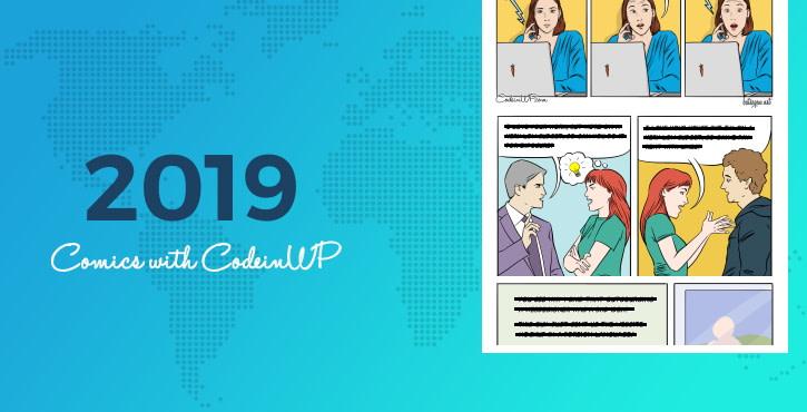Best Tech Comics of 2019 (So Far) w/ CodeinWP … #Developers #Gutenberg #Conversions
