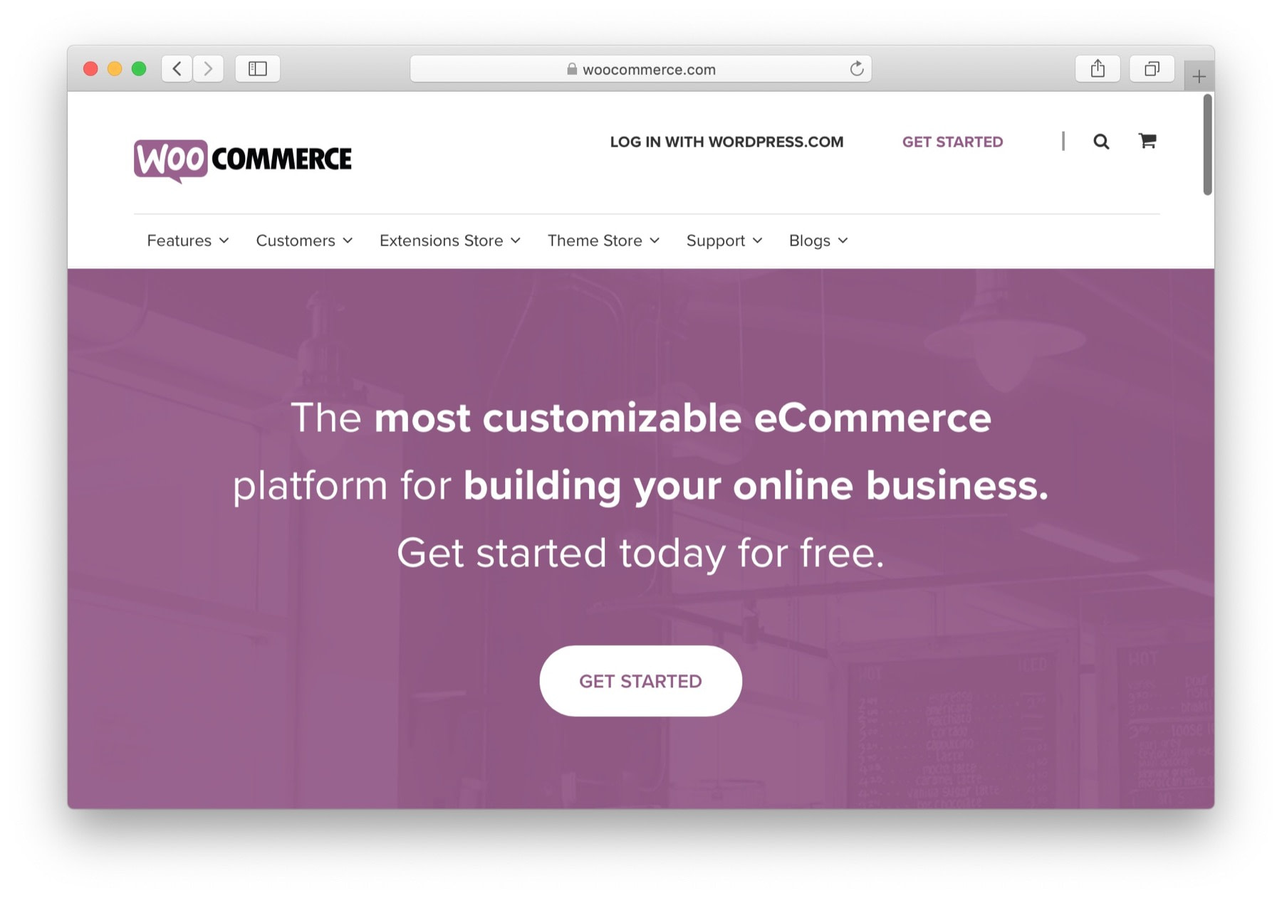 woocommerce - great platform to start eCommerce business