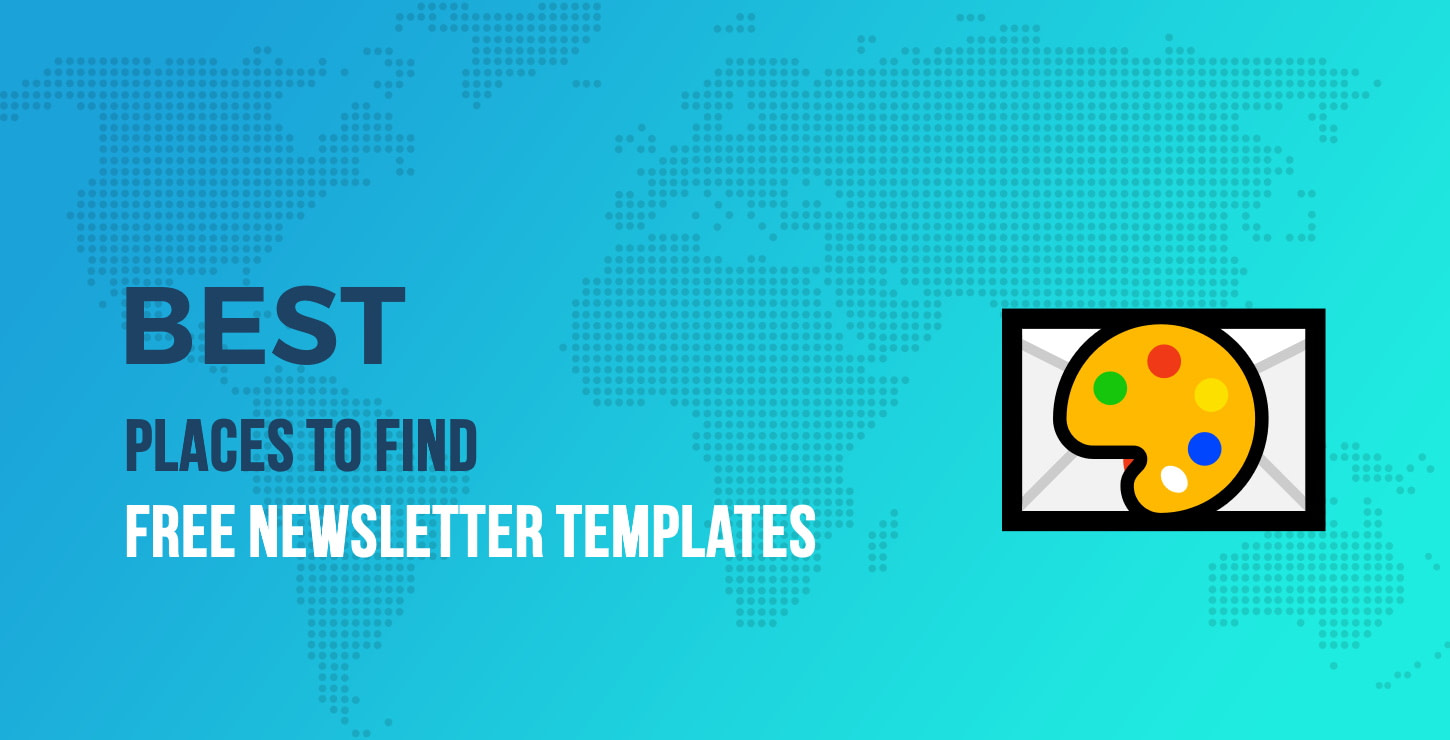 Free Email Newsletter Templates